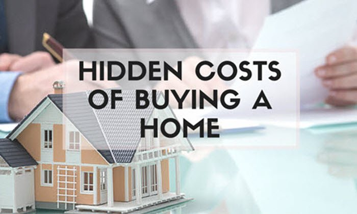 hidden costs of selling a home